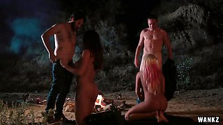 WANKZ- American Whore Story with Alison and Jacky