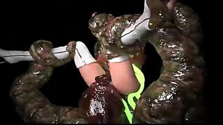 3d animated big dick monsters hardsex compilation