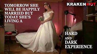 Chuby bride  in x video from Krakenhot
