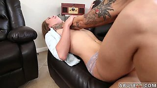 Brutal rough anal extreme Fuck me Like a lil WHORE