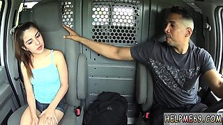 Petite brutal dp first time Dick slaps on her face and