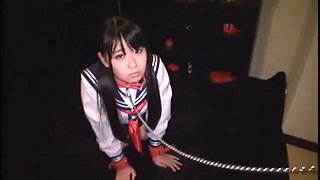 Horny Japanese chick Airi Sato in Exotic Doggy Style, Big Tits JAV movie
