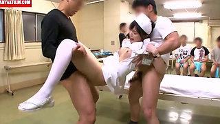 Spermbank Nurse (Jap)