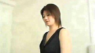 Japanese mixed wrestling femdom