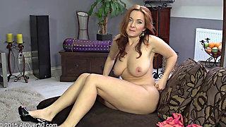 Jessica Red (FULL VERSION) Allover30