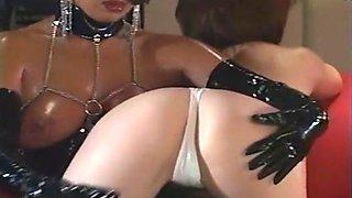 Best Japanese slut Marina Matsushima in Amazing BDSM, Femdom JAV scene