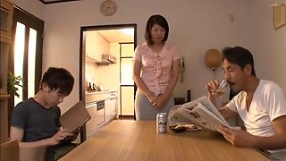 Nozomi Sasayama blowjob before sleep