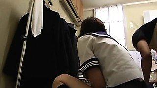 Shoplifting School Girls