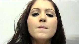 Rebeca swallow 33 loads of cum