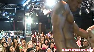 bachelorette gives head stripper at the party