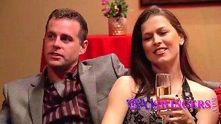 swingers talking in reality show