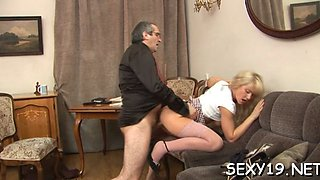 raunchy and wild table sex segment film 1