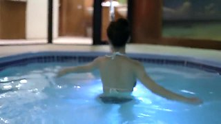 Pool Room 48 Teen Sex Party