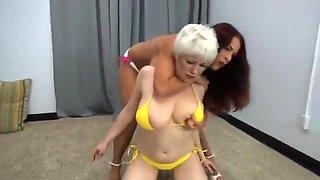Goldie Erotic Wrestling