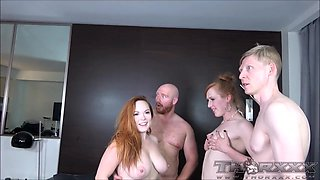 GINGER FOURSOME