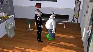 Gakuen Z 3D
