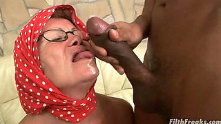 Granny Effie getting fucked hard