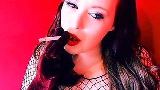 Hottest amateur Fishnet, MILFs sex movie