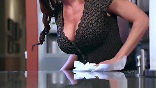 Brazzers - Mommy Got Boobs - Diamond Fo And S