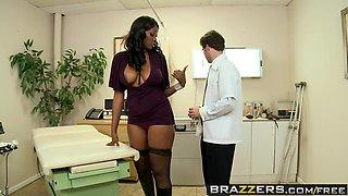 Brazzers - Big Butts Like It Big -  Anal Coverage scene star