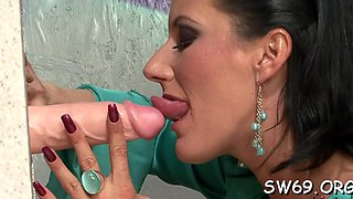 curvy babe takes slime load video feature 1