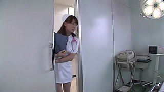 Exotic Japanese girl in Best Nurse, HD JAV movie