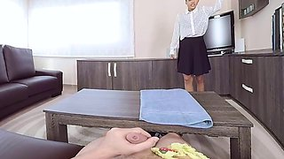 Young sister Apolonia seduce older step brother