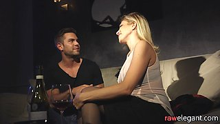 Cougar babe tittyfucked and doggystyled