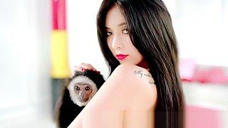 Hyuna - RED Uncensored Asians PMV
