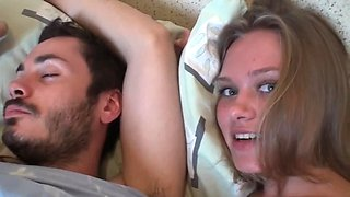 This Young Hottie Loves A Good Creampie