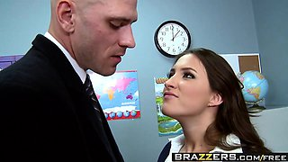 Brazzers - Big Tits at School -  A Rumor That