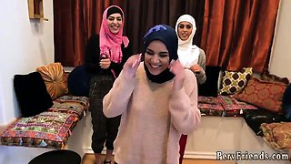 Petite teen loves anal Hot arab nymphs attempt foursome