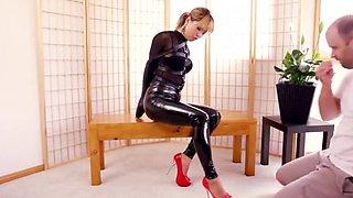 Girl in bondage 004