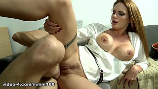 Marie Clarence & Terry in Sexy Housewife Assfucked - MMM100