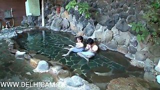 chinese hot wife bath