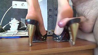 Exotic adult video Feet check pretty one