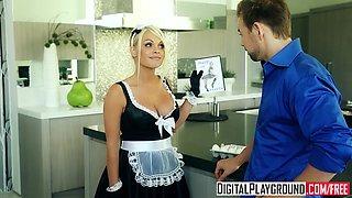 DigitalPlayground - Erik Everhard Jesse Jane - Maid for Sex