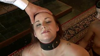 Two sex slave working