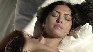 Sleeping in chloe rose