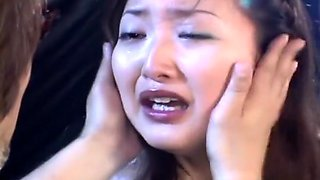 Asian babe used and abused by her master