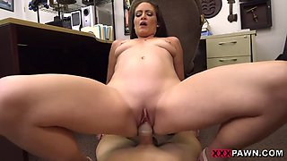 Ex dominatrix banged by nasty pawn guy