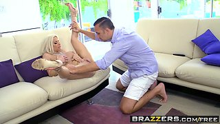 Brazzers - Real Wife Stories - Rachel Ro and Keiran Lee - With Nothing But My Heels On