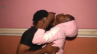 Nigerian African Wardrobe Sex