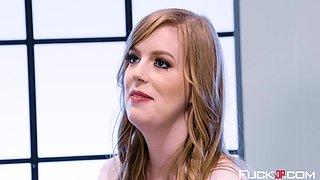 Bridgette B, Dolly Leigh In Office Slut