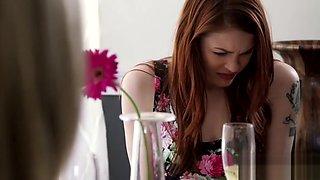 Anikka Albrite & Bree Daniels A Lesbian Romance