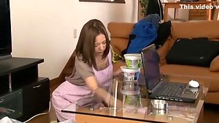 Hottest Japanese girl Nao Mizuki, Ruri Saijou, Mirei Omori in Crazy JAV scene