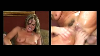 Sex crazed PAWG Flower Tucci like to see her man be aggressive