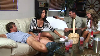 XY MARRIED COUPLES SHARING WIVES HD