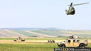 Brazzers - Big Wet Butts -  Military Booty sc