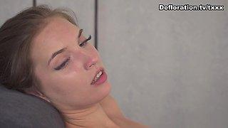 Victoria Nedveslyuk - Hardcore Defloration - DeflorationTV
